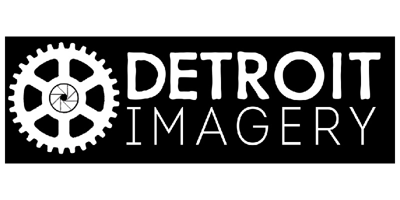Detroit Imagery Photography, Detroit Michigan | Horizontal Logo