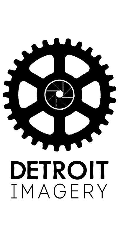 Detroit Imagery Photography, Detroit Michigan | Vertical Logo