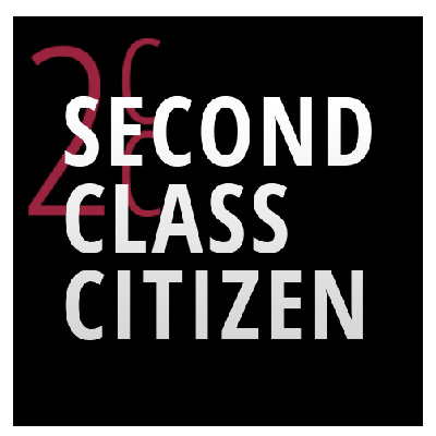Second Class Citizen - 501c(3), Detroit Michigan | Logo