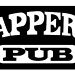 Logo - Tappers Pub Black and White